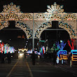 korea travelpost: Busan Port Lighting Festival