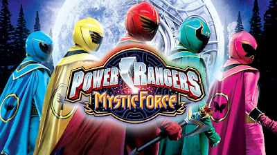 Power Rangers Mystic Force APK + OBB for Android