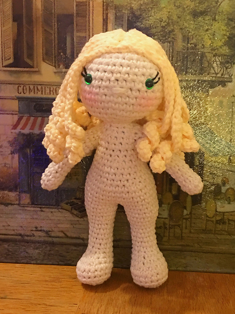 Amigurumi for Beginners The basis for the amigurumi doll ... | 640x480
