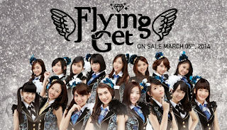 5th Single JKT48 - Flying Get