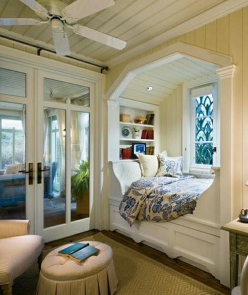 Decorar dormitorios peque os dormitorios con estilo - Decorar dormitorio juvenil pequeno ...