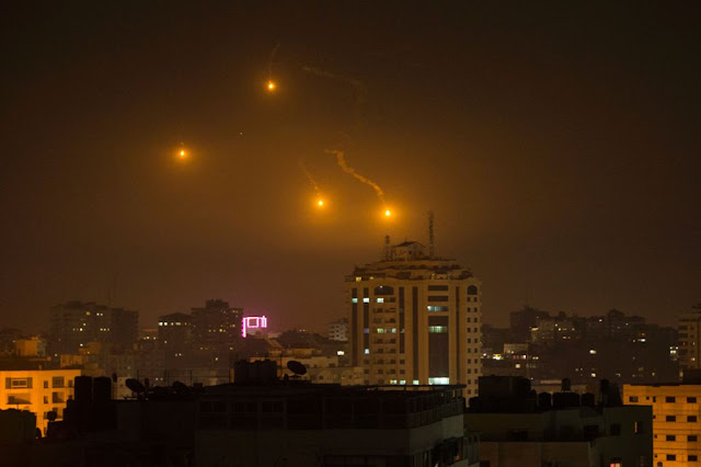 Penjajah Zionis Lancarkan Serangan ke Gaza, Empat Warga Palestina Cedera