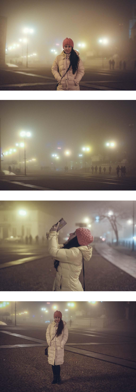 spowita we mgle
