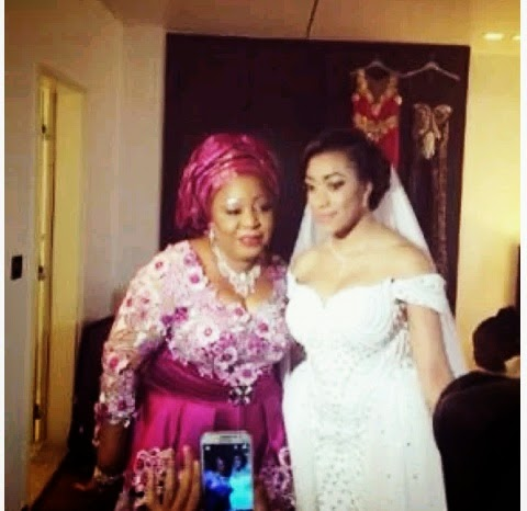 senator ita giwa's daughter wedding