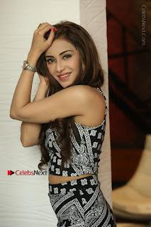 Telugu Actress Angela Krislinzki Latest Pos in Short Dress  0072.JPG