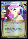 MLP Fluttershy, Flutterholly Defenders of Equestria CCG Card