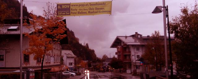 Benefiznacht, Zell am See, Salzburg, Werbung, PR, Eventkonzept