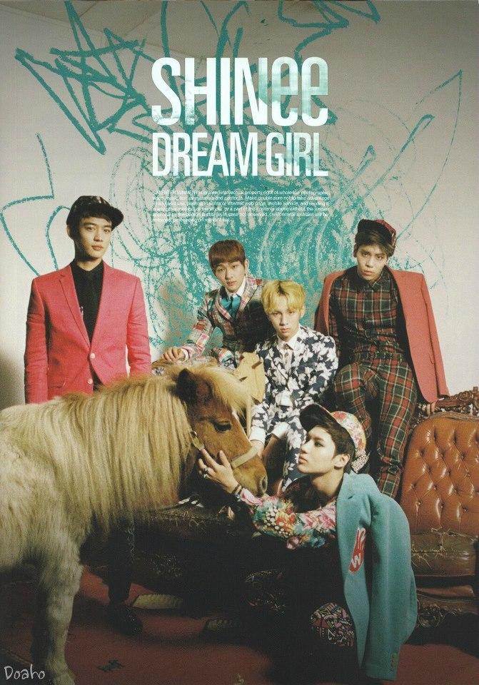 Shinee Album Baru Studentpilot Picsshinee Dream Girl Album Chapter 1 Quot;the Misconception Of You