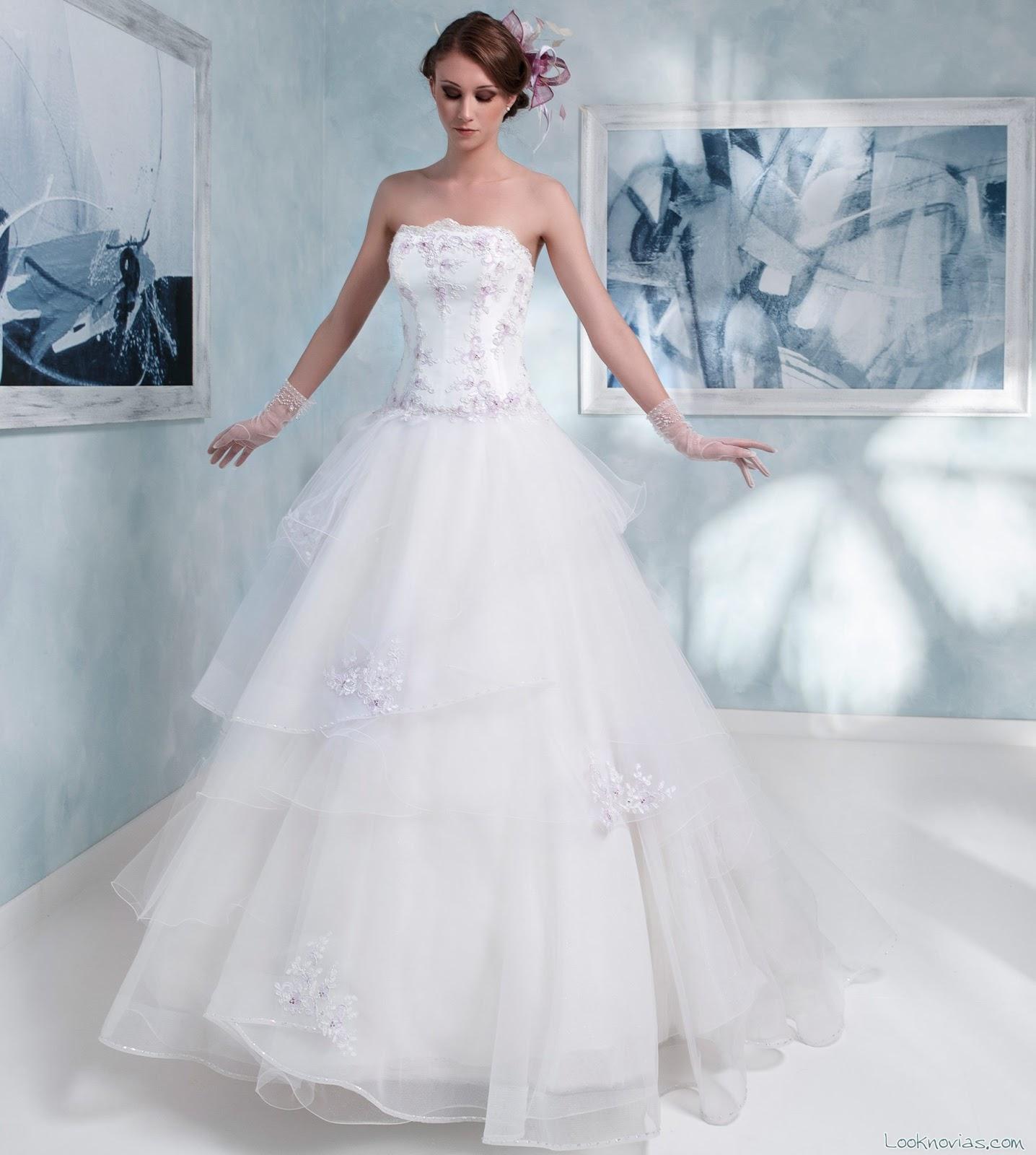 Vestidos de novia juveniles ¡INCREÍBLES TENDENCIAS EN MODA! | Somos ...
