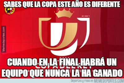 memes y chistes sorteo semifinales copa del rey 2017