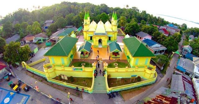 Pulau Penyengat Tanjungpinang