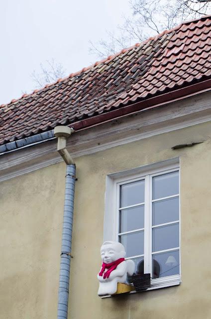 Anioł Tilto g. Vilnius Wilno Litwa