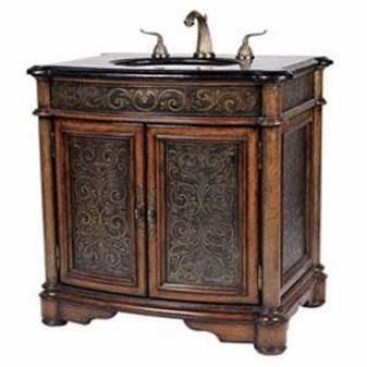 Antique Bathroom Vanity Buying Guides picture