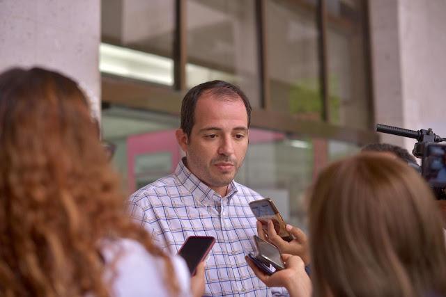 "Acusa alcalde Tavo Pérez ""tortuguismo"" de la Fiscalía para actuar contra Manuel Rosendo Pelayo"