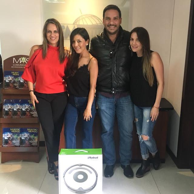 """Aftech premió a la ganadora de su campaña """"mamá conectada de corazón a corazón"""""""
