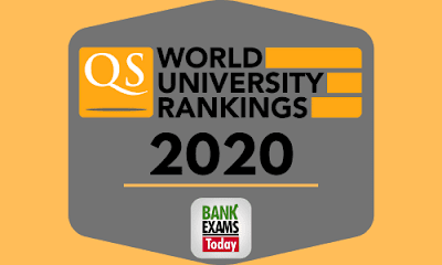 QS World University Ranking 2020: Key Findings