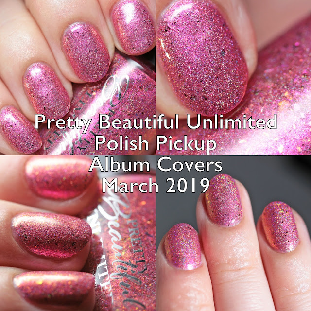Pretty Beautiful Unlimited Polish Pickup Album Covers March 2019
