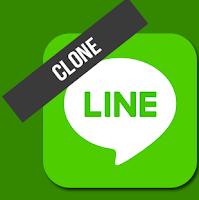 line clone apk cover