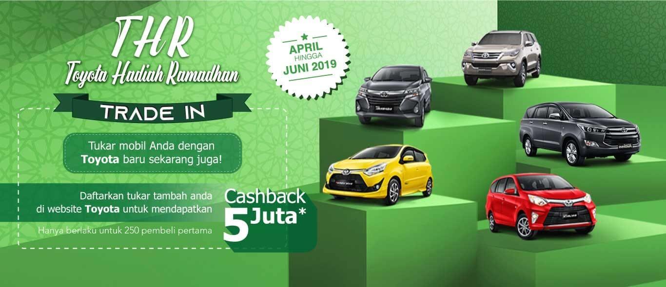 Harga Mobil Toyota Dengan Cicilan Murah