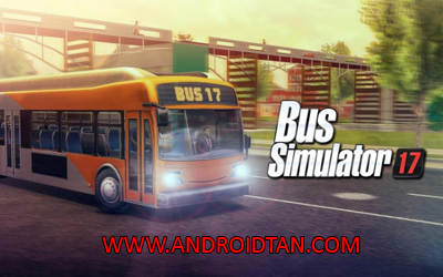 Bus Simulator 17 Mod Apk + Data v1.5.0 Unlimited Money Terbaru 2017
