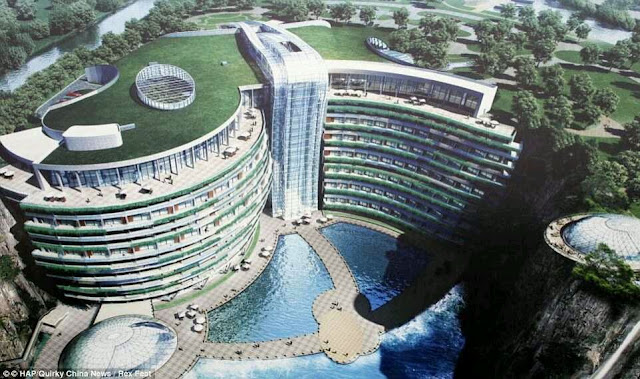 Songjang Quarry Hotel