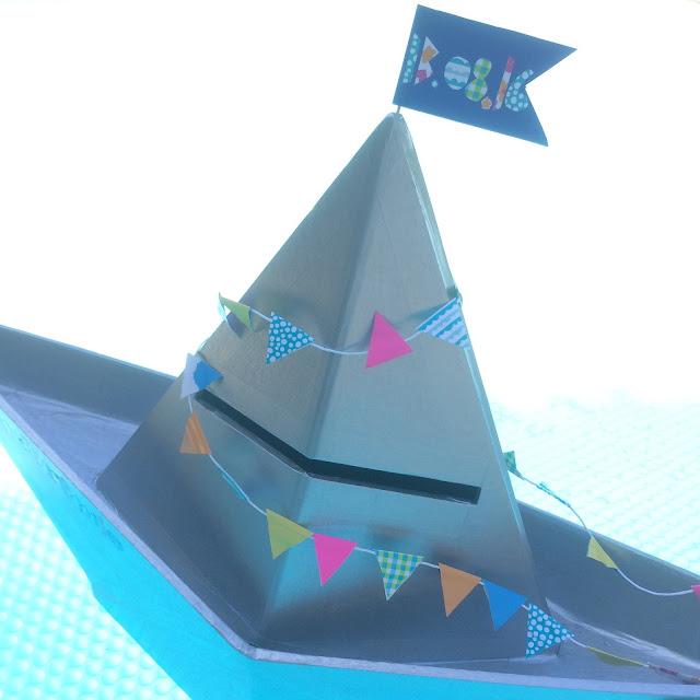 bateau cagnotte