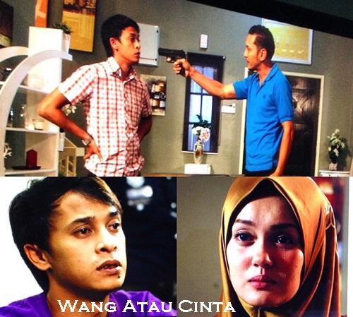 Sinopsis telemovie Wang Atau Cinta TV9, pelakon dan gambar telemovie Wang Atau Cinta TV9