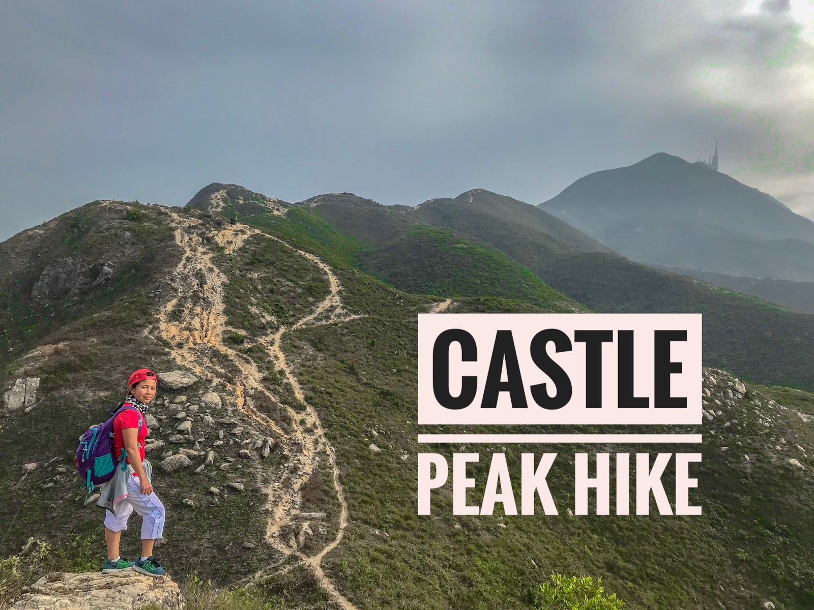 castle peak hike