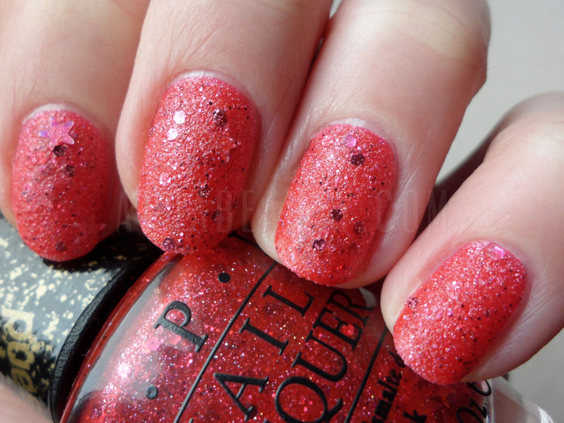 OPI, Mariah Carey, The Impossible
