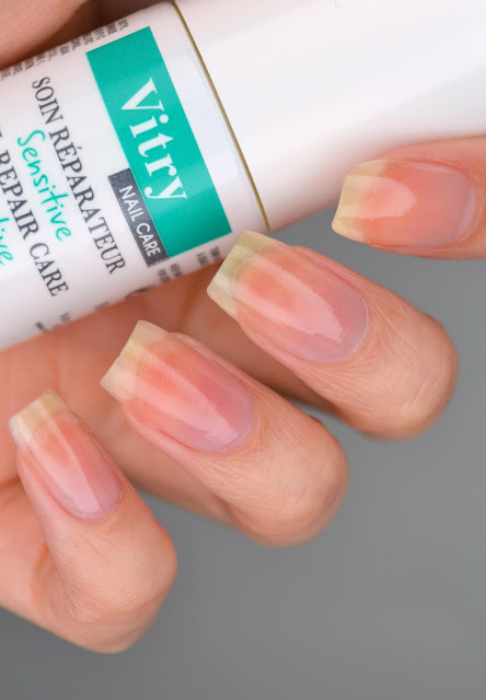 Vitry Nail Repair Care Review