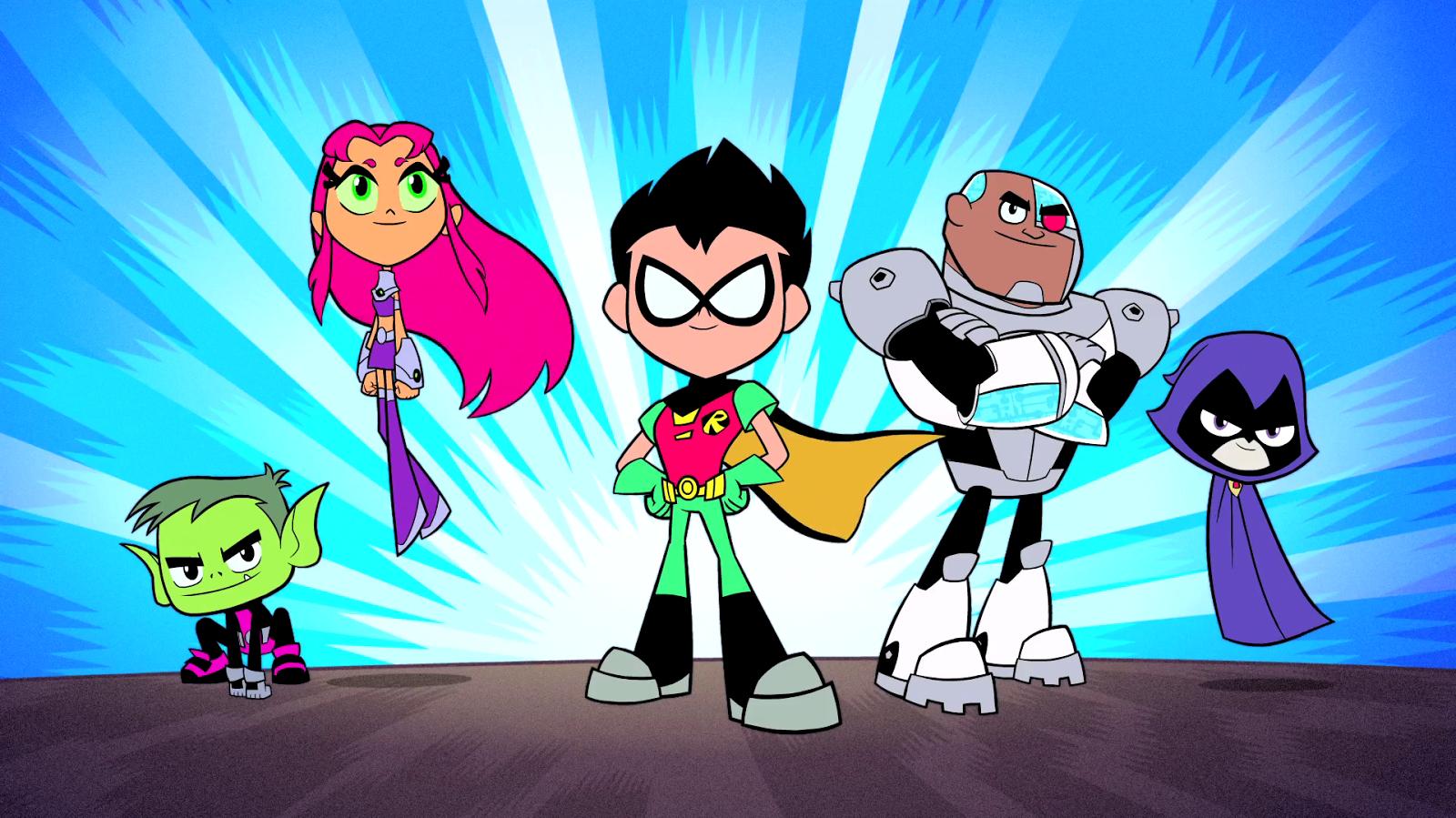The Teen Titans Go 71