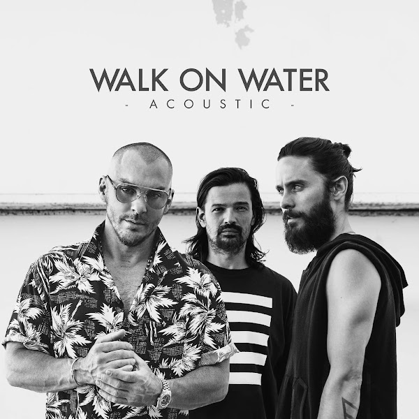 Thirty Seconds to Mars - Walk On Water (Acoustic) - Single Cover