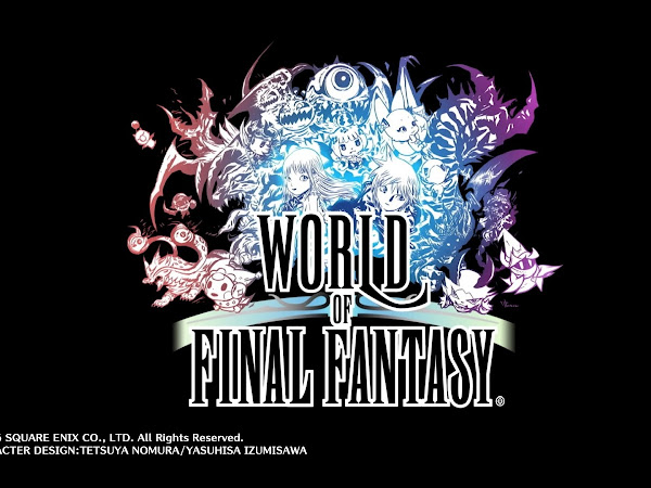 Ihana World of Final Fantasy
