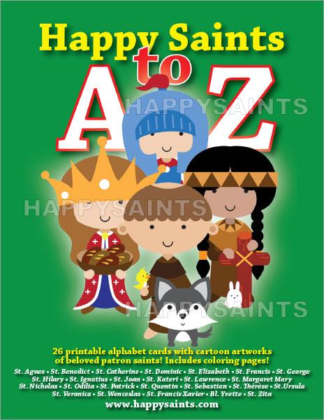 Happy Saints: Happy Saints A to Z