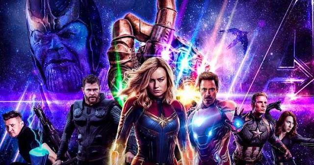 AVENGERS ENDGAME: Menyaksikan Puzzle Marvel Yang Sudah Lengkap