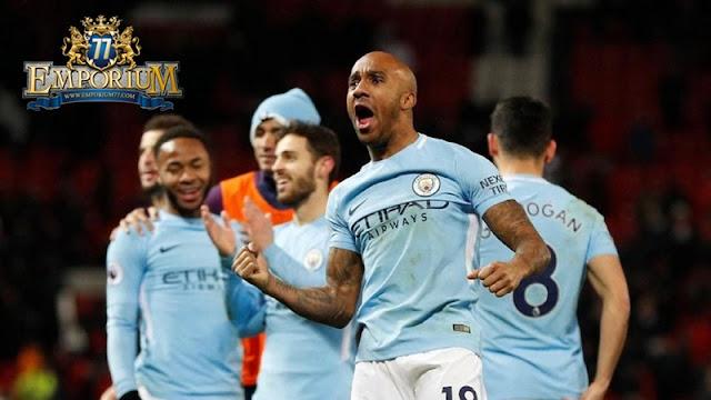 Derby Manchester Berhasil dimenangkan Oleh City, Sekaligus Mencatatkan Rekor Baru.