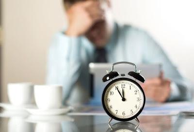 7 Aktivitas yang Menghalangi Waktu Produktifitas Kamu Tanpa Disadari