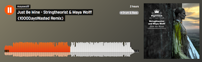 https://soundcloud.com/mayawolff/just-be-mine-1000dayswasted-remix-1