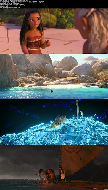 Moana 2016 BRRip 720p