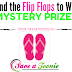 Find the FLIP FLOPS to WIN Mystery Prizes From SaveaToonie.ca