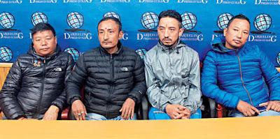 Gorkha Janmukti Yuva Morcha to support Binay Tamang
