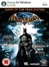 Buy batman: arkham asylum game of the year edition ru + cis and.