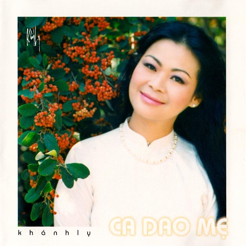 Khánh Ly CD - Ca Dao Mẹ (NRG) + bìa scan mới