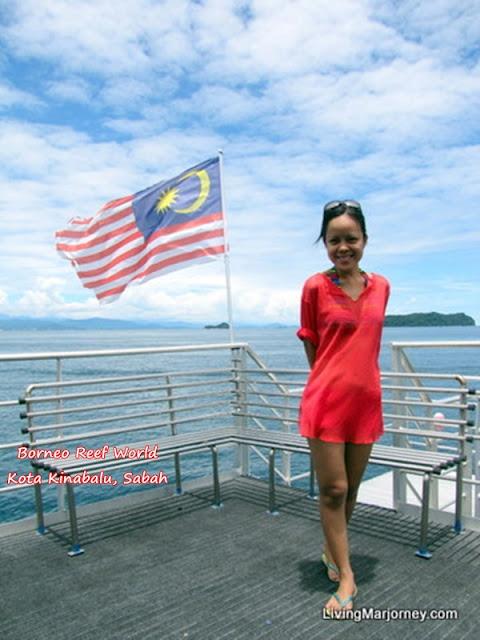 Borneo Reef World, Malaysia in 2013