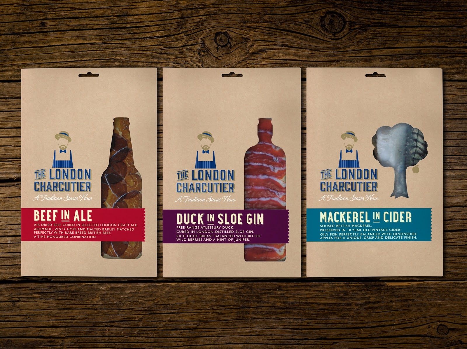 the london charcutier on packaging of the world creative