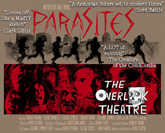 The Overlook Theatre Reviews: Parasites