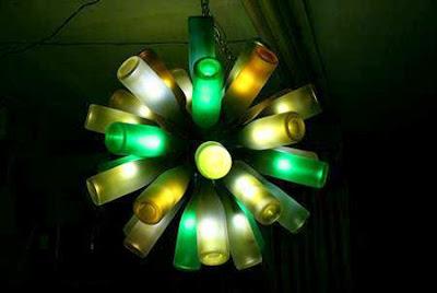 kreativiti kitar semula recycle