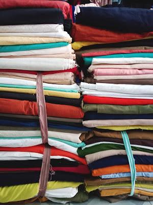 Chuyên bán vải Linen tưng may quần thời trang