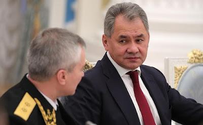 Sergei Shoigu.