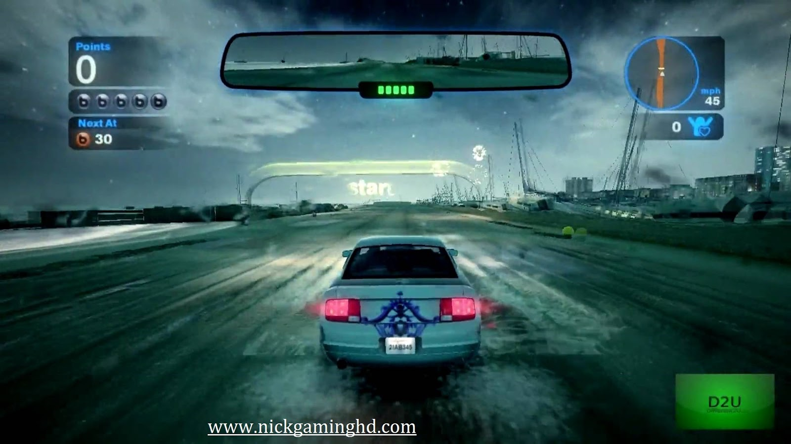 blur racing game pc download